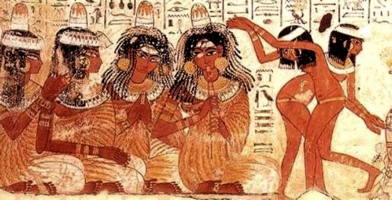 Ancient Egyptian Dance