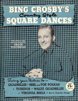 Bing Crosby's Country Style Square Dances