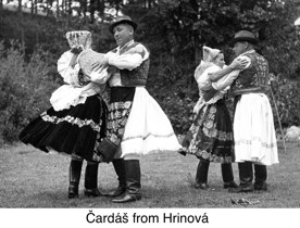 Čardáš from Hrinová - Vonnie Brown