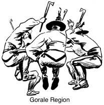 Gorale Region - Vonnie Brown