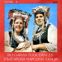Yves Moreau's Balkan Folk Dances