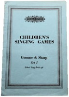 Children's Singing Games by Alice B. Gomme