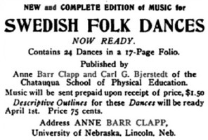 Collection of Swedish 