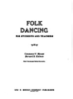 Folk Dancing for Students and Teachers