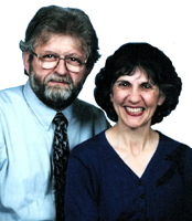 Gary and Susan Lind-Sinanian