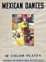 Mexican Dances by Ramon Valdiosera