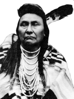 Native American Chief Joseph