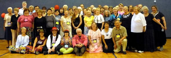 Oconomowoc Fall Folk Dance Camp