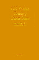 Old English Country Dance Steps by Alice M. Cowper Coles