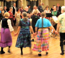 Pocono Manors Folk Dance Weekend