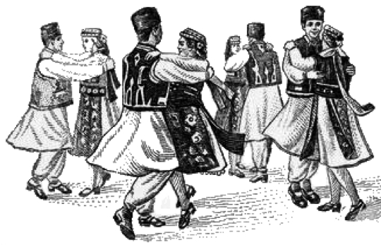 The Society of Folk Dance Historians (SFDH) - Romanian Dance and Music
