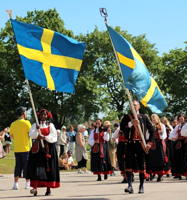 Spring Swedish Dance and Music Weekend