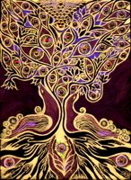 Tree of Life, Eyes and Hands